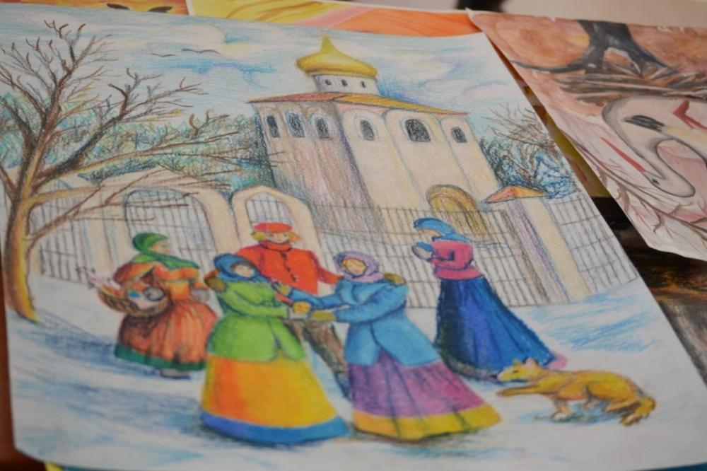 Нарисовать рисунок международный конкурс